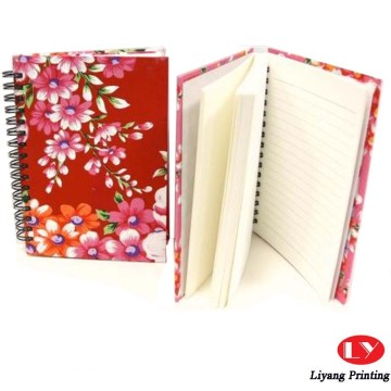 Customized paper personal design memo notebook