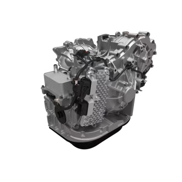 Aluminium Die Casting Automotive Double Clutch Variable