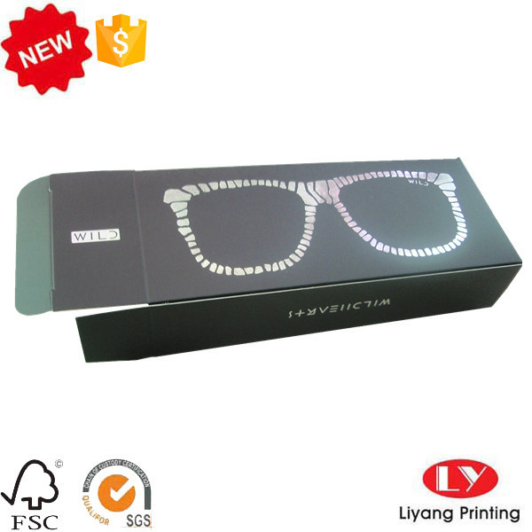 Paper sunglasses packaging gift customized box