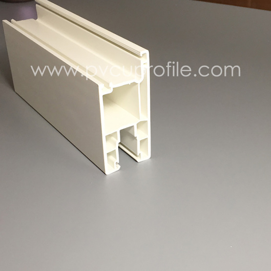 PVC Profile UPVC Door Window Frames