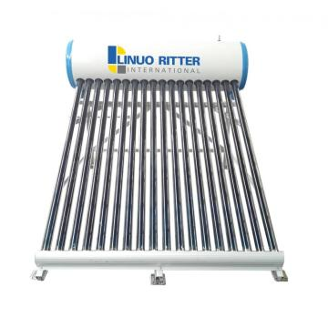 Domestic Non pressurized solar water heater