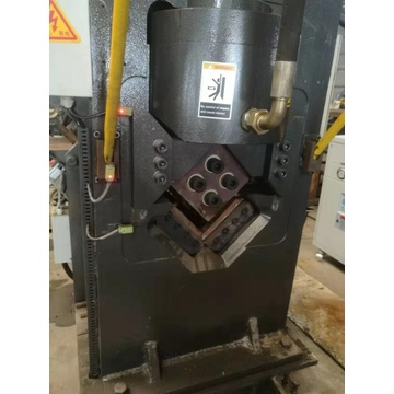 CNC Angle Steel Cut Machine and Punching Marking
