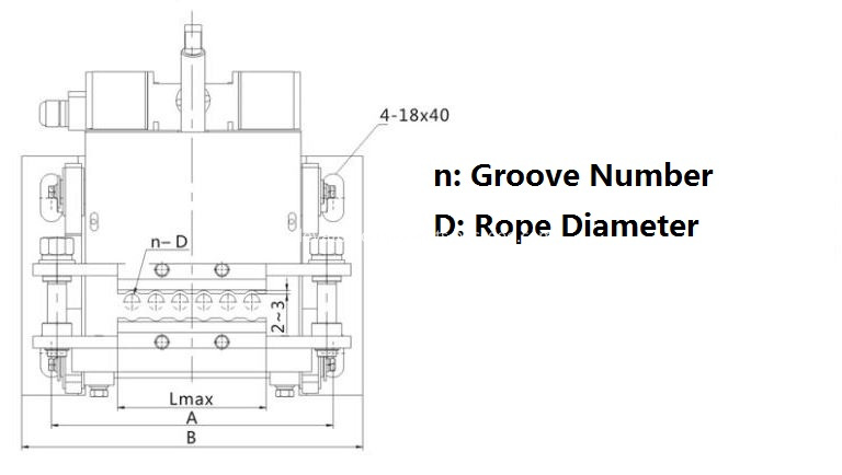 Elevator Rope Gripper Manual Reset