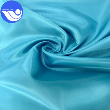 Water-jet Weaving Lining Taffeta Poly Fabric