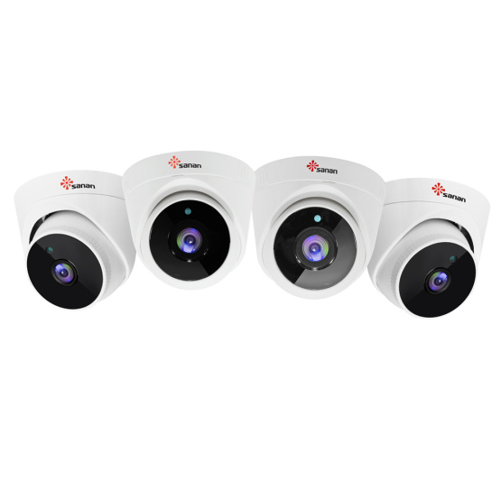 Indoor 3MP 1080P Eyeball Dome Camera