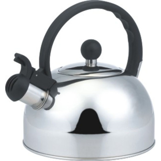 Stainess steel Fix handle tea pot