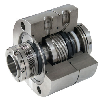 Rotating Metal Dual Seal