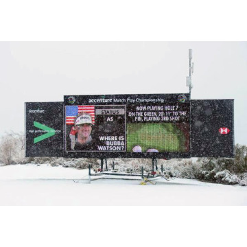 PH6 Outdoor LED Advertising Display