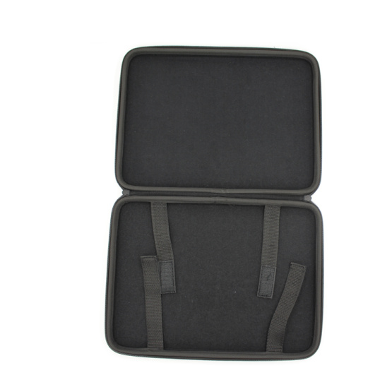 High class OEM design travel carry leather waterproof protective eva tool box