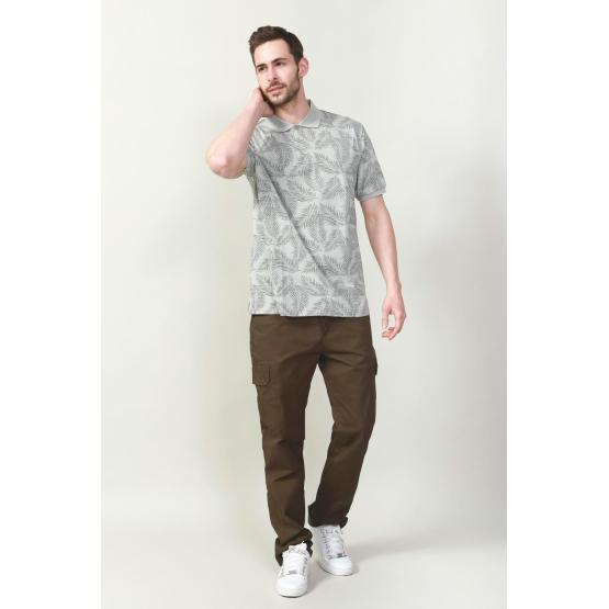 MEN'S WOVEN COTTON CHINO PANTS