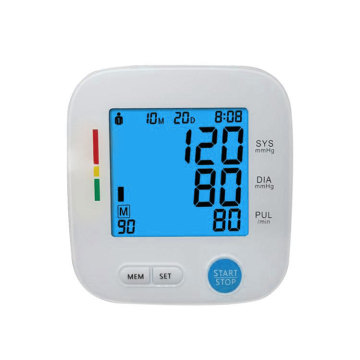 Newest Heart Rate Bluetooth Digital Blood Pressure Monitor