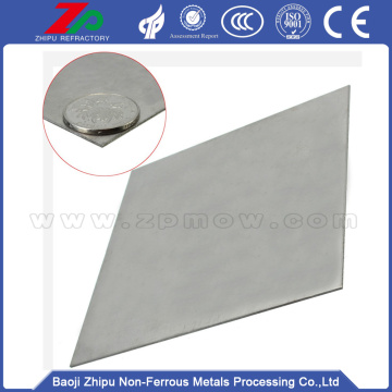 Mo molybdenum plate and sheet for sale