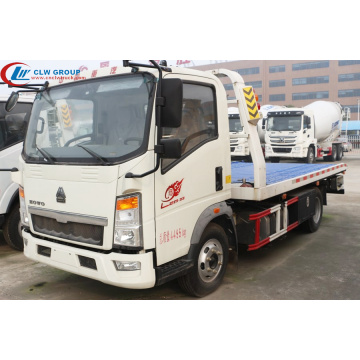 Brand New SINO HOWO Off-Road Recovery Trucks