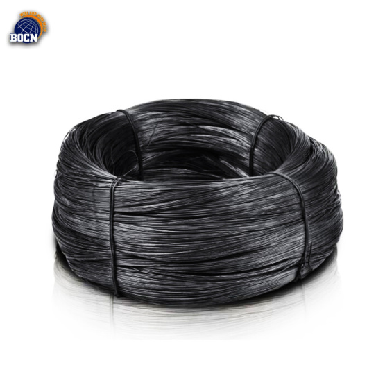 bwg17 black annealed wire
