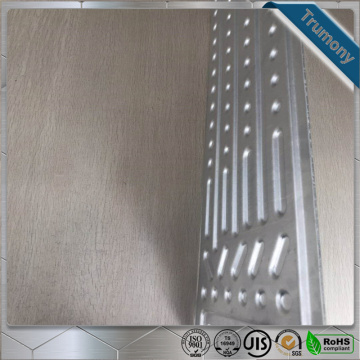 Brazing Aluminum liquid Cooling Plate sheet