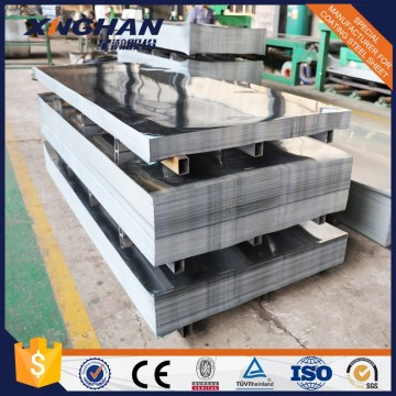 EN10327 DX51D Z275 Galvanized Steel Plate