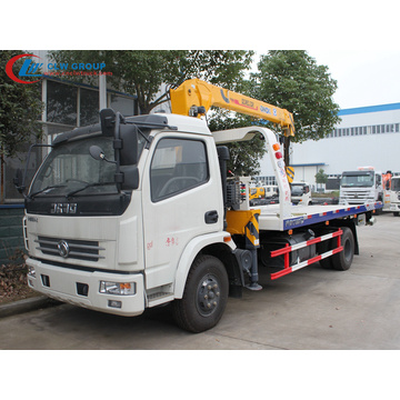 Brand New DFAC BreakDown Lorry With Crane
