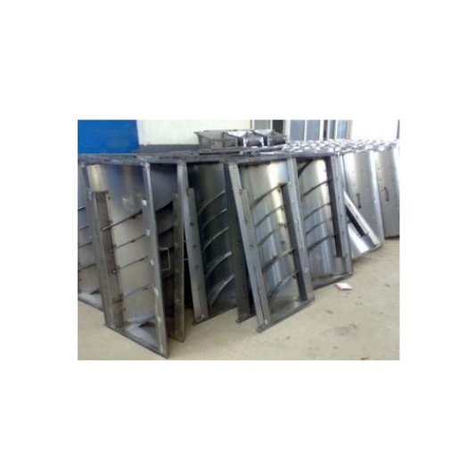 Colored Sheet Metal Stamping Corrugated Sheet Metal