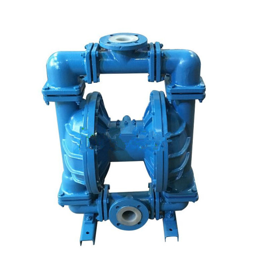 PTFE-lined anti-corrosion pneumatic diaphragm pump