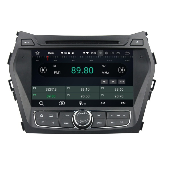 Android car dvd for IX45 / Santa Fe 2013-2014