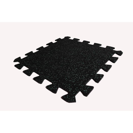 Rubber Tile Flooring Commercial Gym Tiles