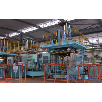 An air injection machine