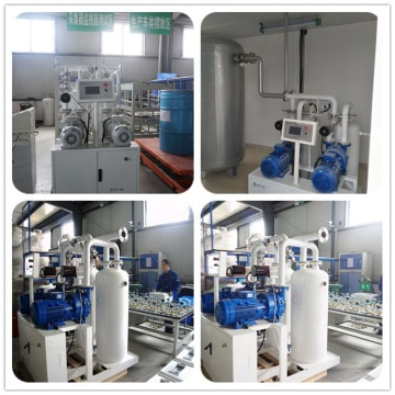 Negative Pressure Suction Facility with Factory Price