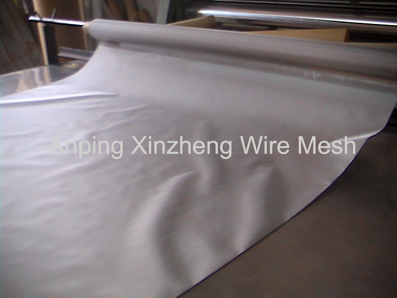 Twilled Weave Wire Mesh