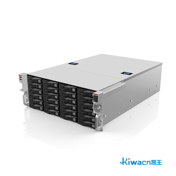 Big data storage server chassis