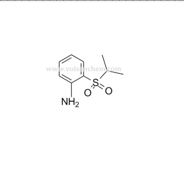 CAS 76697-50-2,1-Amino-2-(isopropylsulphonyl)benzene for Making Ceritinib