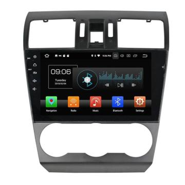 Subaru Forester android 8 car dvd players