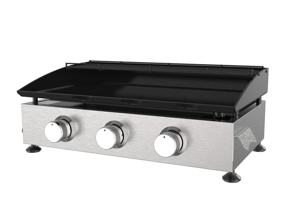 Gas Burner Griddle