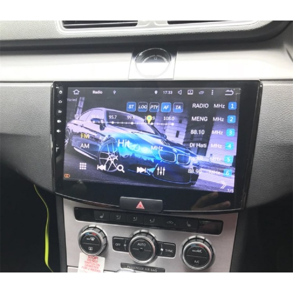Android 9 car radio for Magotan 2012