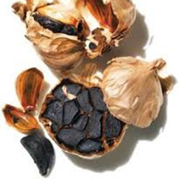 Fermented Black Garlic at Low Temperature and Humidity