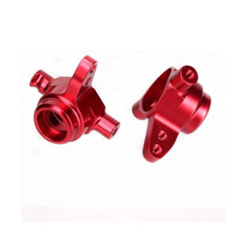 Professional custom cnc machining aluminum parts anodizing color