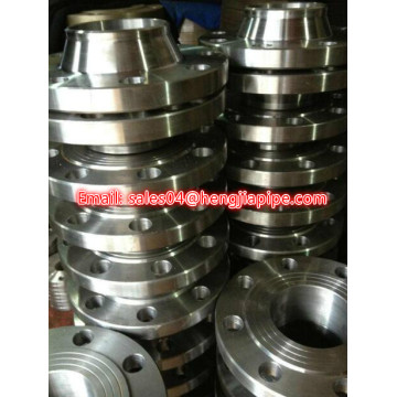 carbon steel high pressure forged WN flange