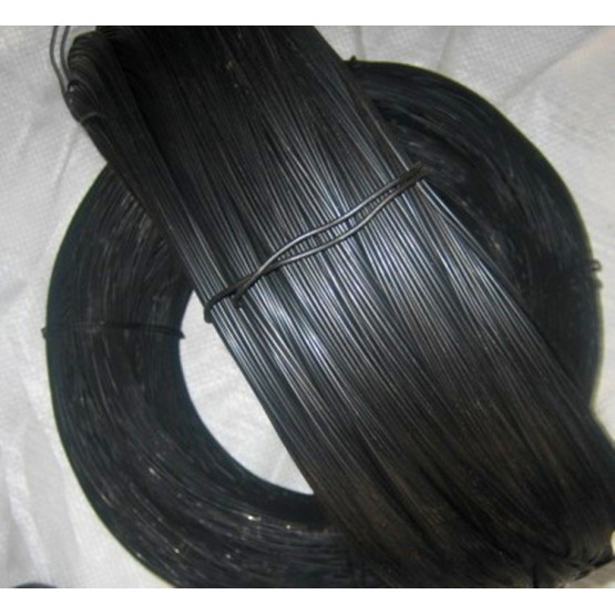 1.42mm SWG black Iron wire