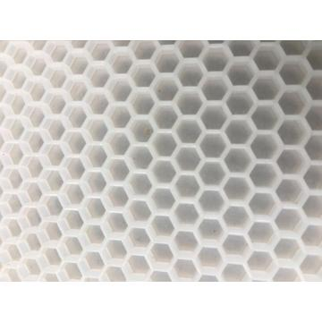 Round Honeycomb Insulation Silicone Mat