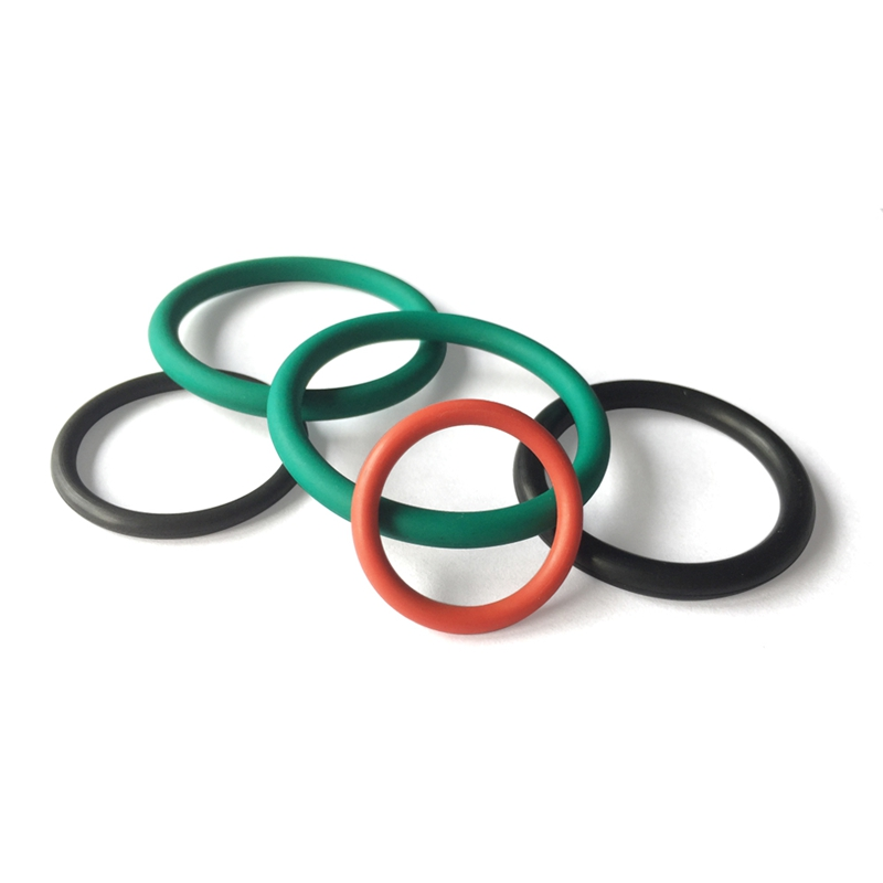 Colorful Nbr Silicone Rubber O Rings L