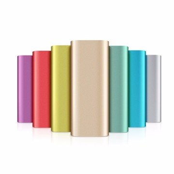 16000mah 2 USB LED METAL Power bank