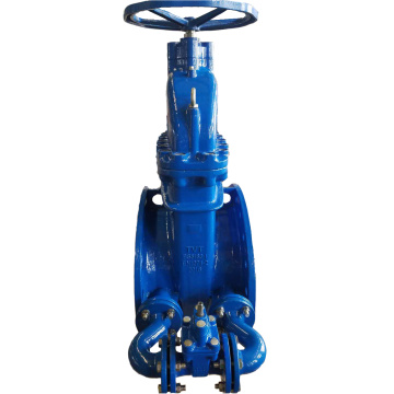 Large Diameter bypass Gate Valve