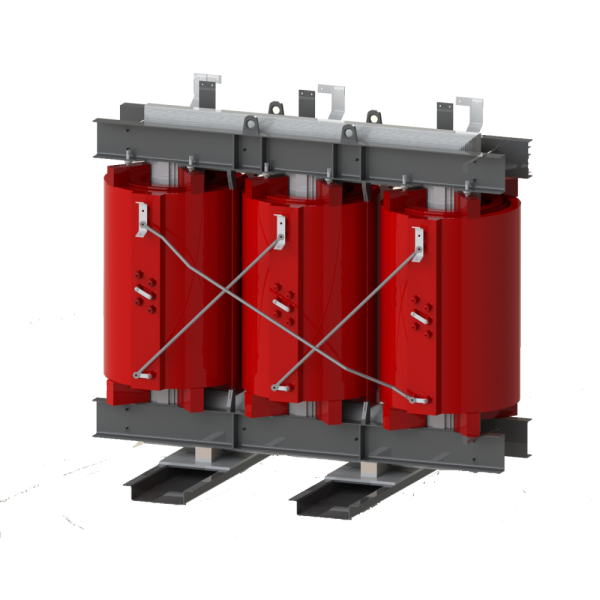 80kVA 11kV Dry-type Distribution Transformer
