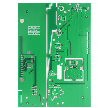 Air flow combination meter circuit boards