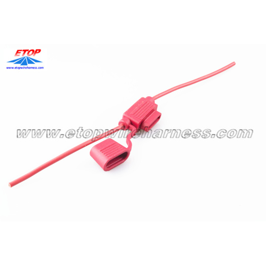 automotive fuse holder cable assembly