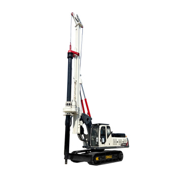 High quality 20m drill rotary drilling rig machine
