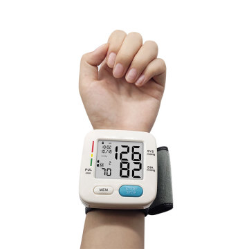 Mini BP Apparatus Wrist Digital Blood Pressure Monitor