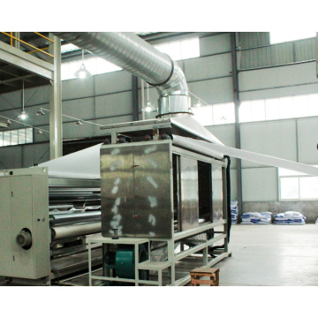 S/SS/SSS/SMS pp nonwoven extruder with CE