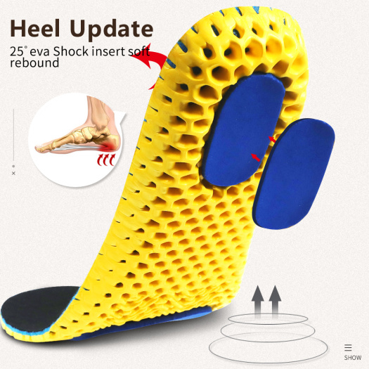 Shoes Accessories Light Soft Insoles Ortholite EVA Foam