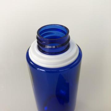 round PET bottle with collar 80m