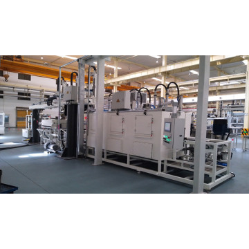 Automatic Cylinder  Cleaning Equipment